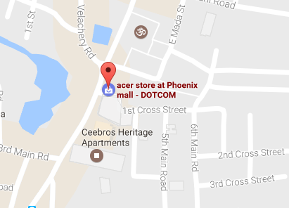 Store location map